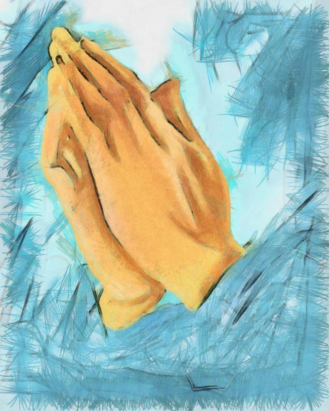 praying-hands-Pencil