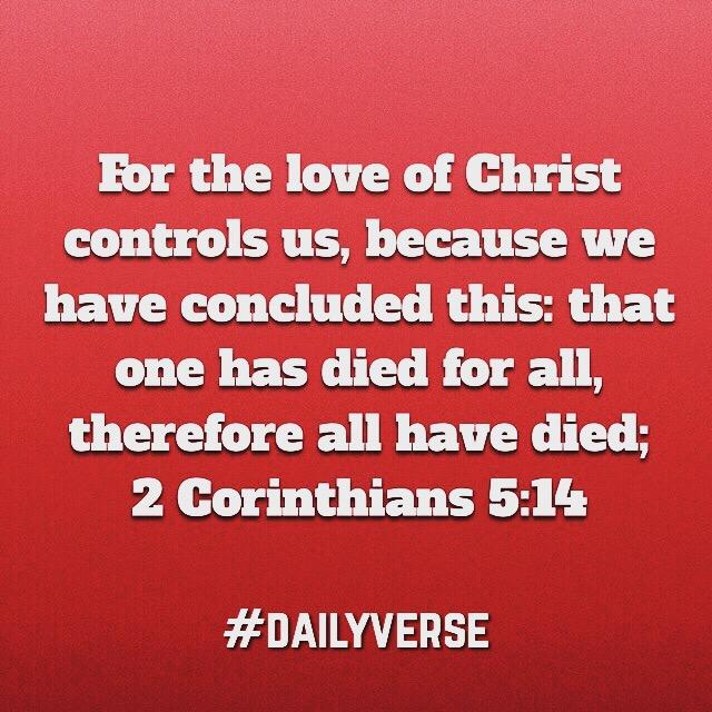 2 Corinthians 5:14 