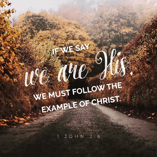 1 John 2:5-6