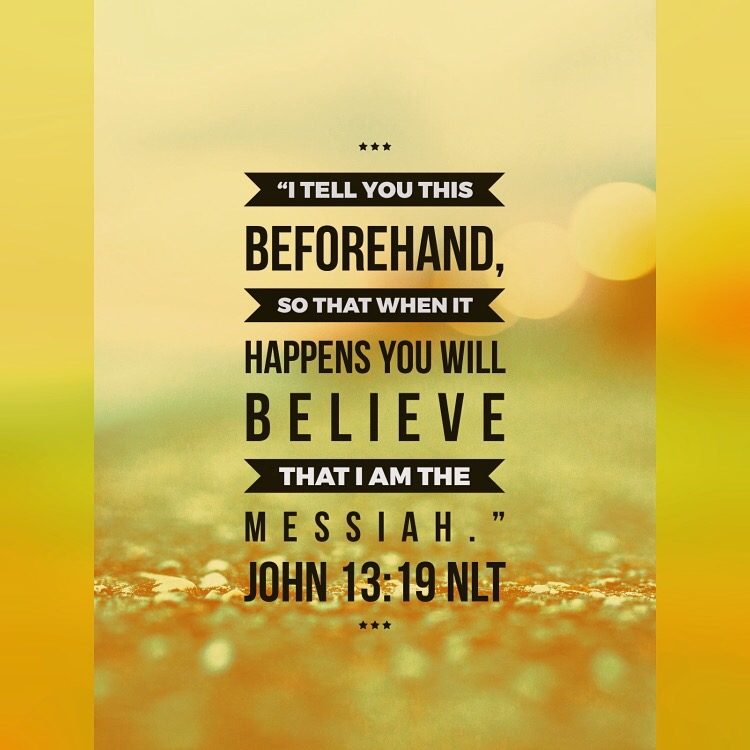 John 13:19
