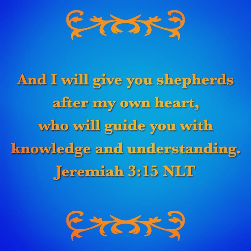 Jeremiah 3:15